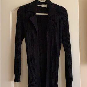 Newport News Knitted Long Cardigan